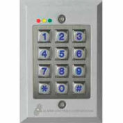 Flush Mount Waterproof & Dustproof Digital Keypad