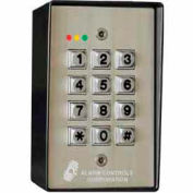 Surface Mount Vandal Resistant & Weatherproof Digital Keypad
