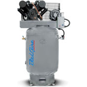 Belaire 8090253223 Iron Series Two Stage Vertical Air Compressor, 10HP, 120 Gallon