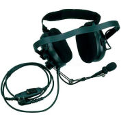 Heavy Duty Noise Reduction Headset, Boom Mic & In-Line, PPT OTH