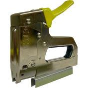 """Acme 37A Staple Gun w/ Bottom-Load Magazine for Max Wire 3/8"""""""