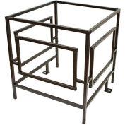 AC-Guard™ Air Conditioner Cage Unit - ACGU, Steel, Black