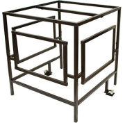 AC-Guard™ Air Conditioner Cage Unit Kit - ACGUKIT, Steel, Black