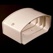 Cover Guard Adjustable Coupler CGCUP - Plastic, White - Pkg Qty 6