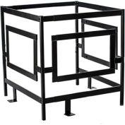 AC-Guard™ Air Conditioner Mega Cage Unit - MACGU, Steel, Black