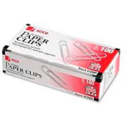 Acco® Economy Jumbo Paper Clips, Silver, 1000/Pack