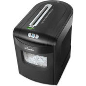 Swingline® EX10-06 Cross Cut Jam-Free Shredder, 7 FPM, Black