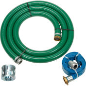 "Apache 98128657 2"" Trash Pump Hose Kits w/ Aluminum Couplings and Fittings"