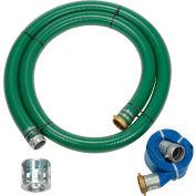 "Apache 98128662 3"" Trash Pump Hose Kits w/ Aluminum Couplings and Fittings"