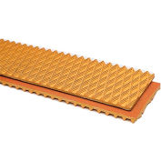 "2 Ply 150 Tan Wedgegrip x Bare Back, 30"" Wide (per foot)"