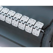 """18"""" Ready Set Staple Belt Lacing, Stainless  (Rs125sj18) - 4 Pack"""