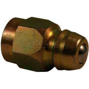 "Apache Hydraulic Quick Coupler 39041510, JD Old Style ""Cone"" Male Tip (Ball) 1/2""FNPT"