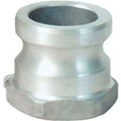 "4"" Dia. Type A Aluminum Spec Cam and Groove Adapter x Female NPT"