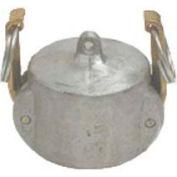 """2"""" Dia. Type DC Aluminum Spec Dust Cap"""