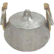 """3"""" Dia. Type DC Aluminum Spec Dust Cap"""