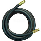 "Apache Hydraulic Hose Assembly 98398324, 100R2AT Cpld., 3500 PSI, 1/2"" MNPT, 1/2"" Hose ID X 72""L"