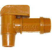 "Action Pump 3/4"" Virgin Polyethylene Faucet - Pkg Qty 20"