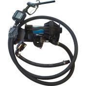 Action Pump EZ TOTE Diaphragm Pump with Meter ACTM-AG315E -  110V EPDM Seals - 12 GPM