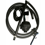 Action Pump DEF ACTION Diaphragm Pump DEFT-110MN - 110V 55 Gallon Drum Manual Nozzle - 12 GPM