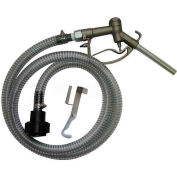 "55 Gal. IBC Hose Kit for 2"" Bung, Aluminum Nozzle"