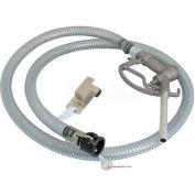 "IBC Kit Aluminum Nozzle 2"" Camlock"