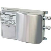 Chronomite Instant-Flow Micro, Eyewash, Safety Electric Tankless Water Heater, 40A, 208V, 8320W