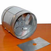 "8"" Duct Booster - 380 CFM"