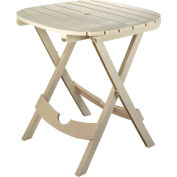 Adams® Quik Fold Cafe Table, Desert Clay