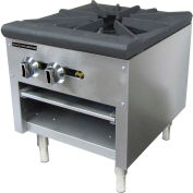 Adcraft Black Diamond BDCTSP-1/NG - Stock Pot Burner, Natural Gas, 80,000 BTU