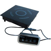 Adcraft IND-DR120V - Induction Cooker, Drop-In, Remote Control Box, 120V