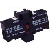 Auxiliary Contact Block for XF304/XA324BY, 1NO, 10 amp