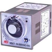 Advance Controls 104216 Multi-Function / Range / Voltage Min. / Hr. Timer / 11 pin / DPDT