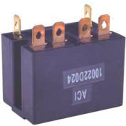 Motor Starting Relay, 100 Series, DPST, NO DM, Coil 120VAC