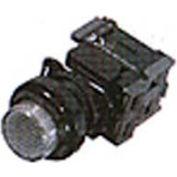 Advance Controls 116546, Pilot Light Head with Lamp Holder Blue