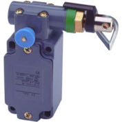 Heavy Duty Metallic Rope Pull Safety Switch, Right Angle, Left Mount
