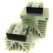Solid State Relay, Heat Sink, Used For All Solid State Relays, Aluminum, Small