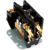 Definite Purpose Contactors, DPA Series, 20 Amp, 2 Pole, Coil 24VAC