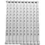Advance Controls 140241, Marking Tags For Terminal Block, KC Series, + Symbol