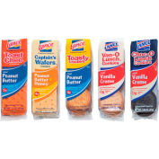 Snack Attack! Lance Cookie & Cracker Assortment, 24 Pack Box - Pkg Qty 6