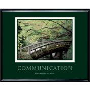 """Communication, Framed, 30"""" x 24"""""""