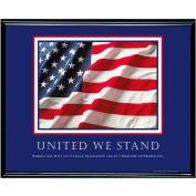 "United We Stand, Framed, 30"" x 24"""