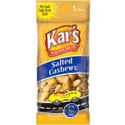 Kar's® Salted Cashews, 1 Oz., 30 Bags Per Box - Pkg Qty 8