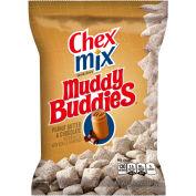 Chex® Mix, Muddy Buddies Chocolate, 4.5 Oz., 7 Per Box - Pkg Qty 6