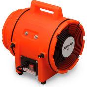 Allegro 9533 8 Inch  Axial AC Plastic Blower