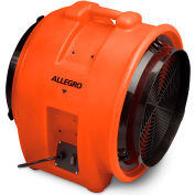"Allegro Industrial Blower 9539-16, 16"" Dia., 1HP, 3200 CFM"