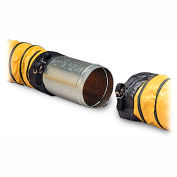 """Allegro Industries® 16"""" Dia. Duct to Duct Connector"""