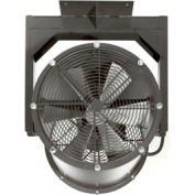 "Americraft 30"" EXP Alum Propeller Fan W/ 1 Way Swivel Yoke 30DAL-21Y-3-EXP-2 HP 14000 CFM"