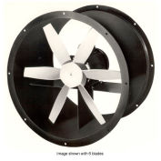 """24"""" Totally Enclosed Direct Drive Duct Fan - 1 Phase 1/4 HP"""