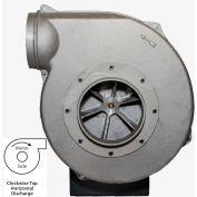 Americraft Aluminum Blower / HADP10-3/4-S-TE-CWTH / 3/4 HP / 1 PH / TEFC / CW / Top Horizontal