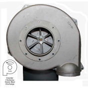 Americraft Aluminum Blower, HADP12-11/2-T-TE-CCWDB, 1-1/2 HP, 3 PH, TEFC, CCW, Downblast